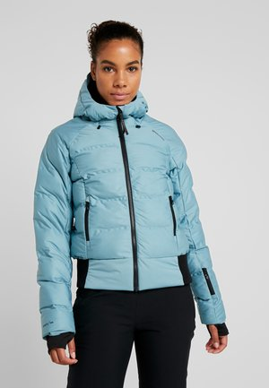 FIRECROWN WOMEN JACKET - Snowboard jacket - polar blue
