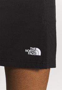 The North Face - SPEEDLIGHT SKORT - Sports skirt - black - 4