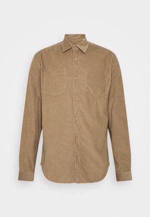 JORKEATON CORDUROY  - Skjorta - rubber