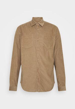 JORKEATON CORDUROY  - Overhemd - rubber