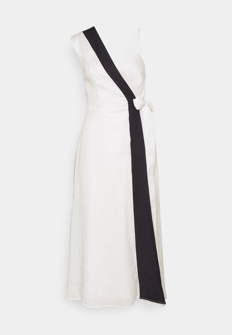 Derhy - RAPHIA DRESS - Day dress - white