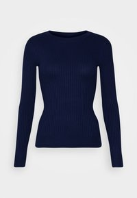 Even&Odd - Strikpullover /Striktrøjer - evening blue - 5