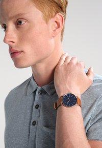 Skagen - SIGNATUR - Watch - braun - 0