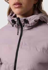 Napapijri - A-CIRCULAR SHORT - Light jacket - sea fog pink - 3