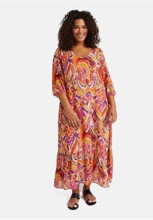 Maxi dress - arancione
