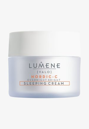NORDIC C [VALO] OVERNIGHT BRIGHT SLEEPING CREAM - Night care - -