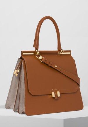 MARLENE - Handbag - cognac