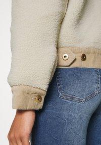 Cotton On - TRUCKER - Light jacket - natural - 5