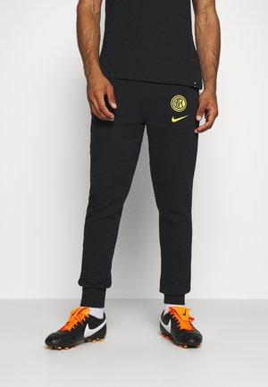 INTER MAILAND PANT - Squadra - black/tour yellow
