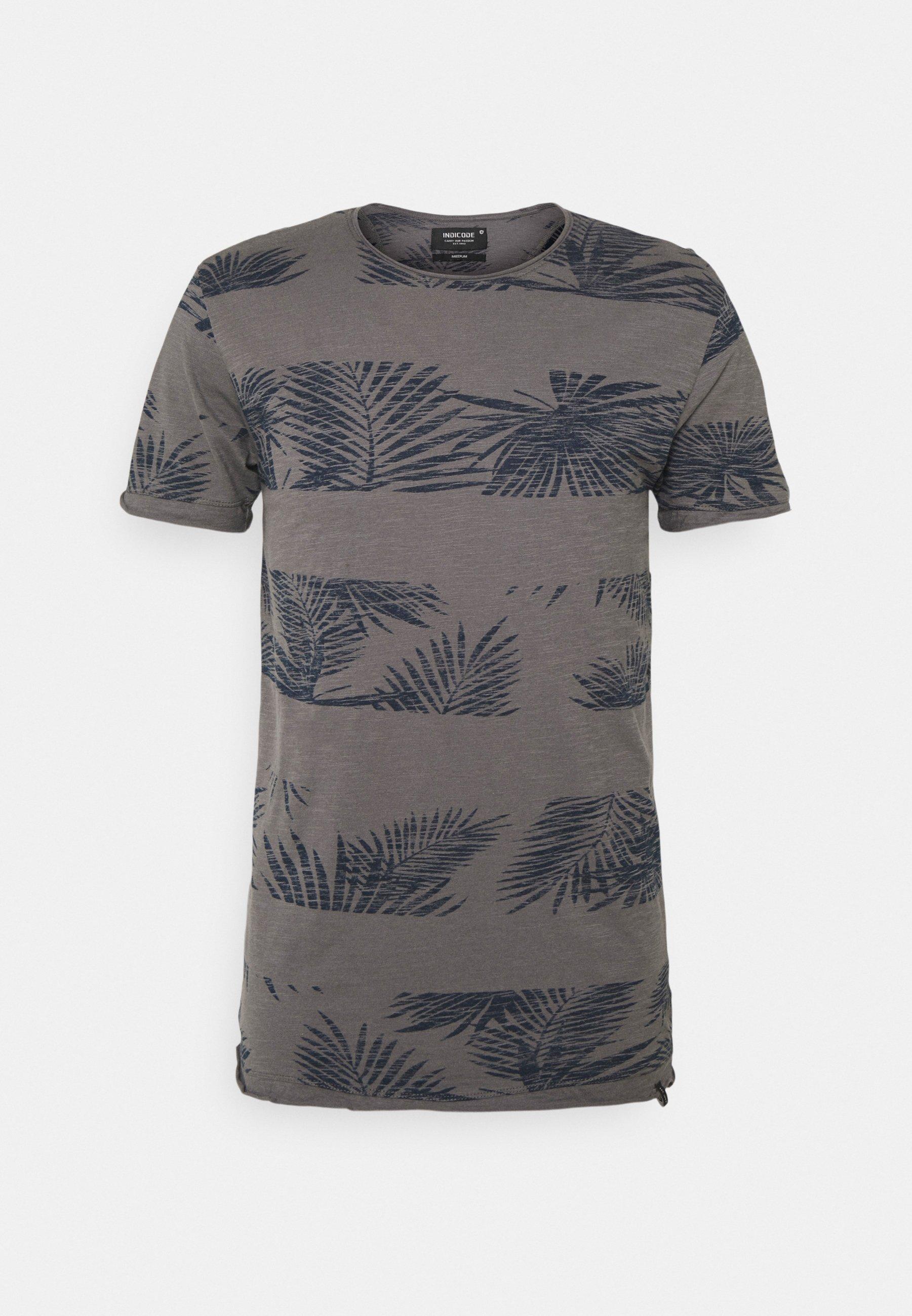 Men ALLEN - Print T-shirt