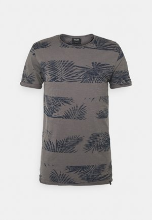 ALLEN - T-shirt print - pewter