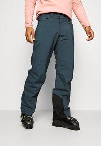 Peak Performance - PANT - Snow pants - blue steel - 0