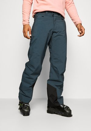 PANT - Snow pants - blue steel