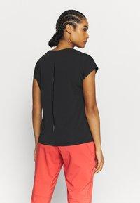 ONLY Play - ONPFONTANNE TRAIN  - Sportshirt - black - 2