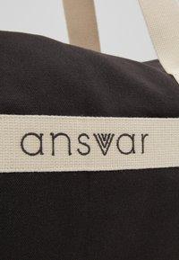 Melawear - ANSVAR III - Sports bag - anthrazit - 3
