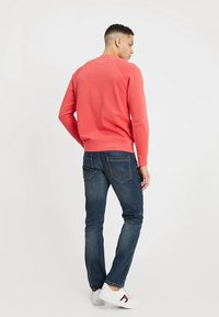 TOM TAILOR - MARVIN - Straight leg jeans - mid stone wash denim blue - 2