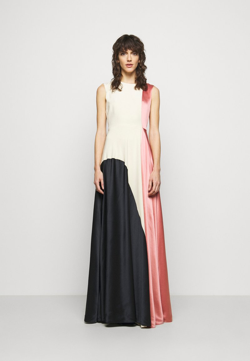 Roksanda - ROWAN DRESS - Iltapuku - porcelain/rose/midnight