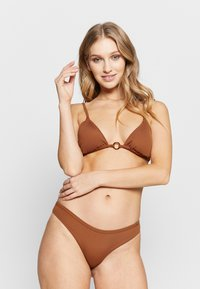 LOVE Stories - EVE - Bikini bottoms - chocolat - 1