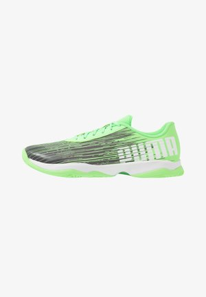 ADRENALITE 3.1 - Handball shoes - elektro green/black/white
