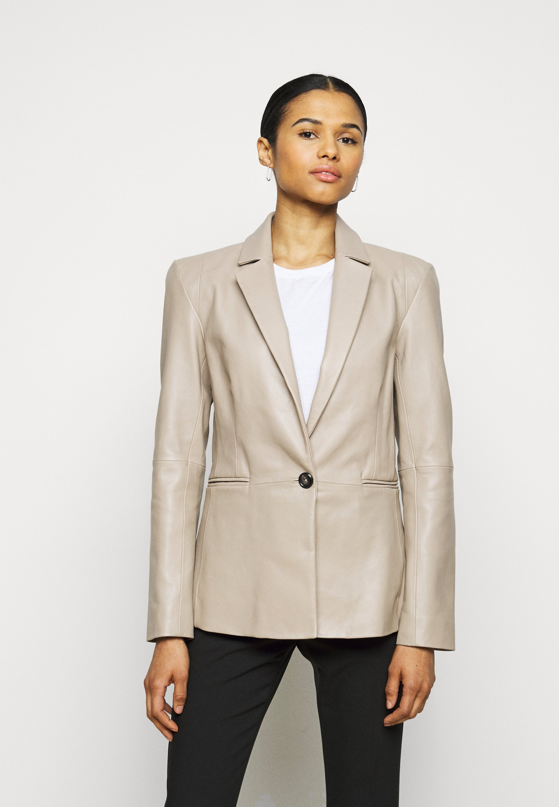 Femme MILLER - Veste en cuir