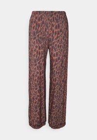 LingaDore - SET - Pyjamas - brown/black - 4