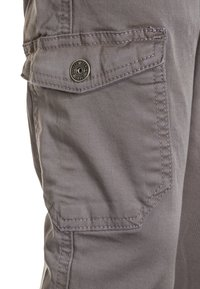 Blue Effect - BOYS PANT - Cargo trousers - mausgrau antik - 3