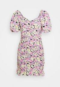 Gina Tricot - LEAH DRESS - Sukienka koktajlowa - pastel - 5