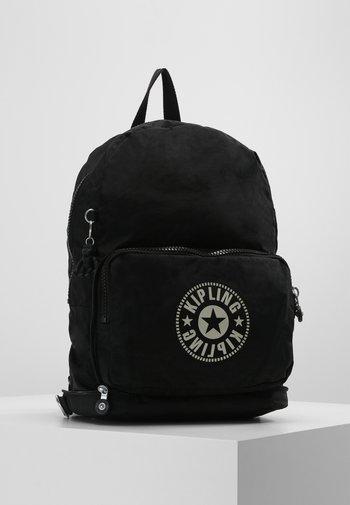 CLASSIC NIMAN FOLD - Rucksack - lively black