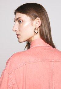 MM6 Maison Margiela - Krátký kabát - pink - 5