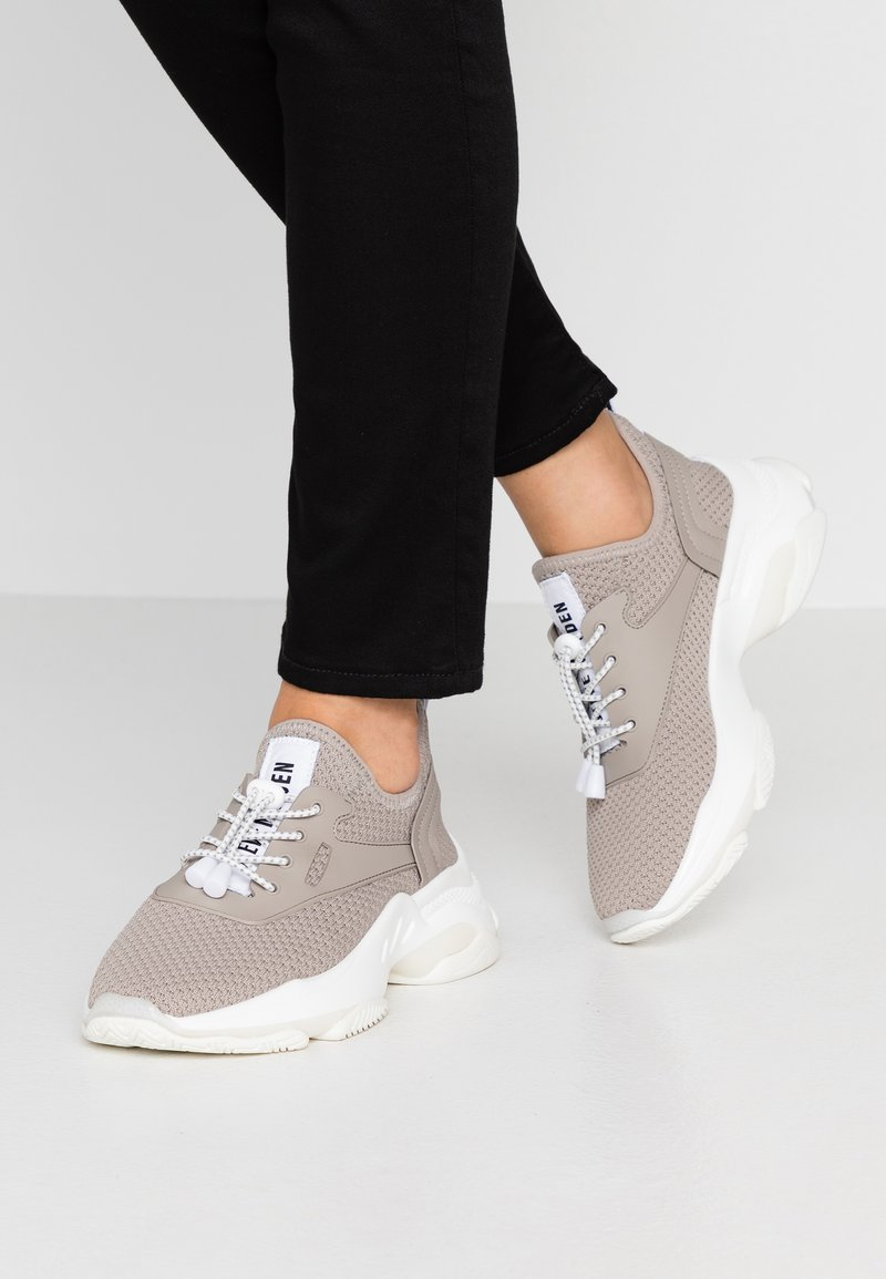 Steve Madden - MATCH - Sneakers - taupe