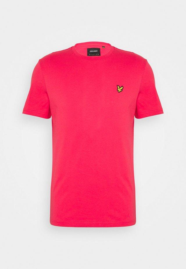 PLAIN - T-shirt basic - geranium pink