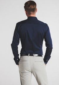 Eterna - SUPER-SLIM - Formal shirt - marine - 1
