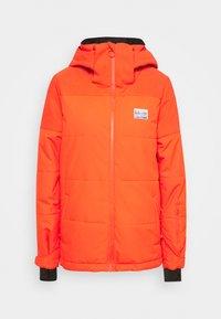 Billabong - DOWN RIDER - Snowboard jacket - samba - 3