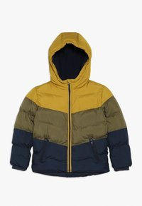 Friboo - Winter jacket - golden palm/military/olive - 0
