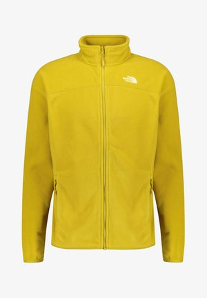 M 100 GLACIER FULL ZIP - EU - Fleece jacket - grün