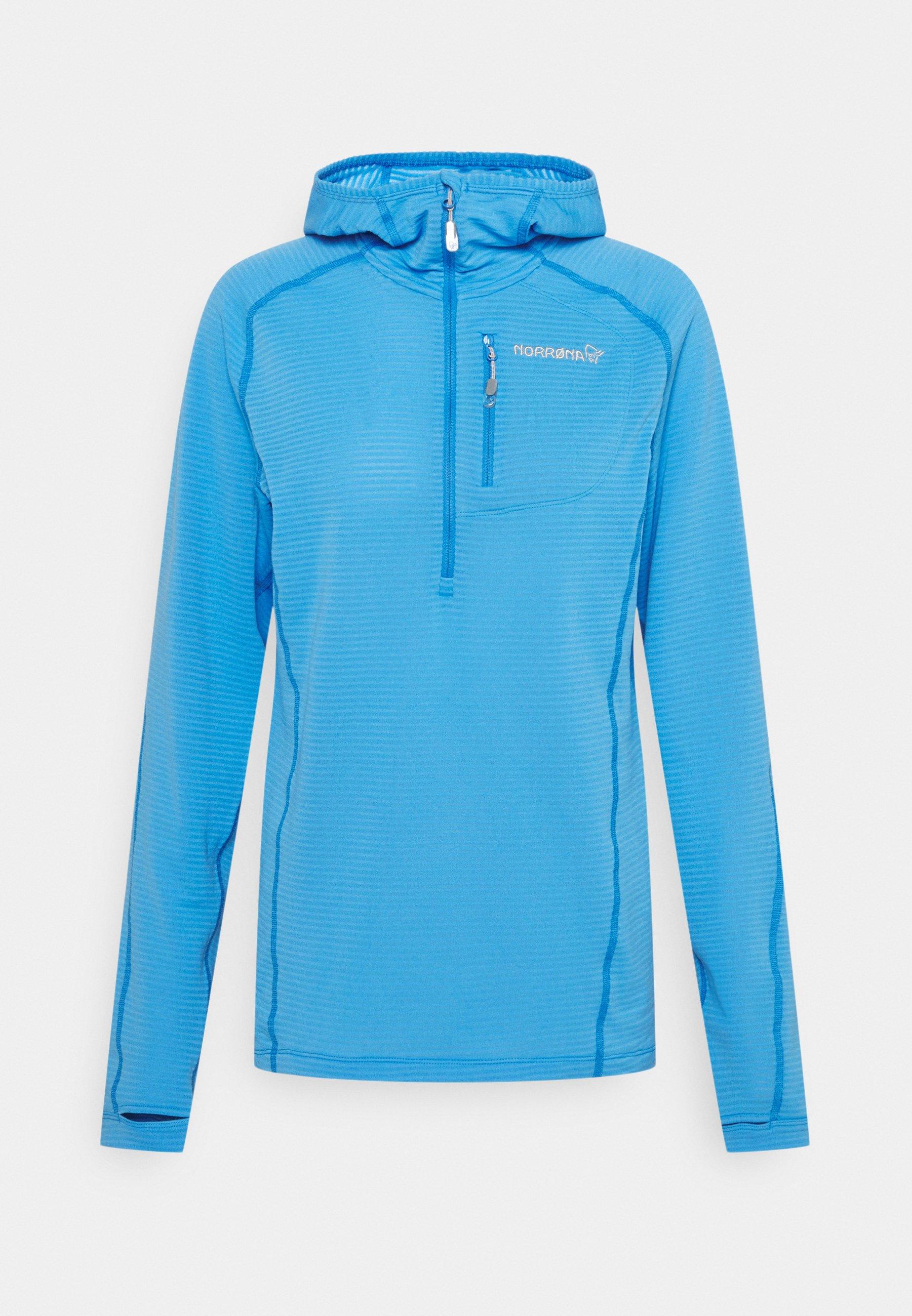 Women BITIHORN WARM STRETCH HOODIE - Fleece jumper