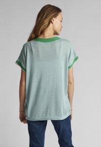 Nümph - NUDARLENE  - Print T-shirt - ether - 1