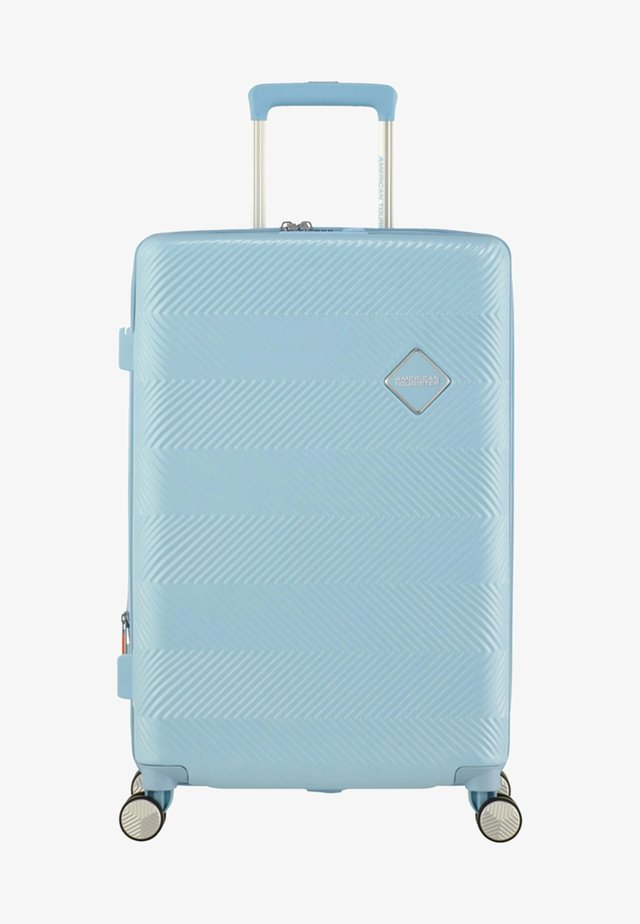 FLYLIFE - Wheeled suitcase - soft mint