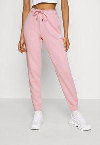 Nike Sportswear - PANT - Pantalon de survêtement - pink glaze/white - 0