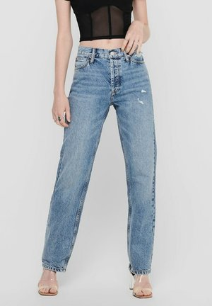 ONLELLA LIFE  - Jeans Relaxed Fit - light blue denim