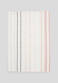 s.Oliver - Scarf - cream stripes - 4