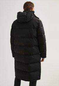 Massimo Dutti - Down coat - black - 2