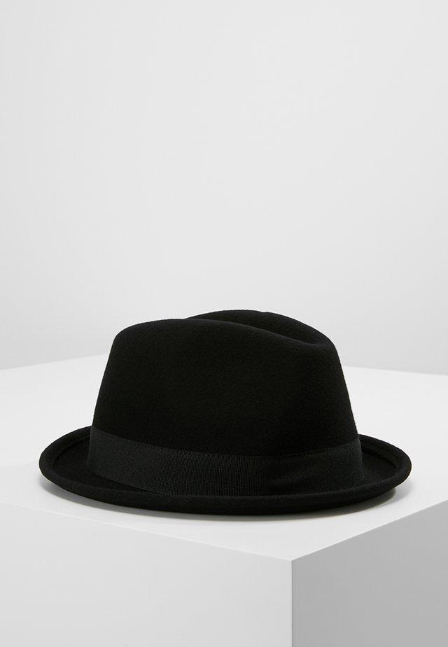 TRENTO - Chapeau - black