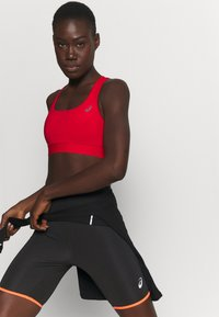 ASICS - FUTURE TOKYO SPRINTER - Tights - performance black/sunrise red - 3