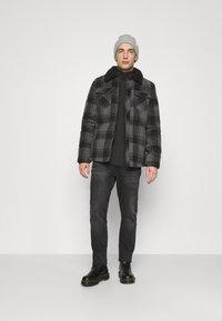 Cars Jeans - WOODALL  - Summer jacket - mid grey - 4