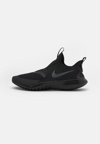 FLEX RUNNER UNISEX - Neutral running shoes - black/anthracite