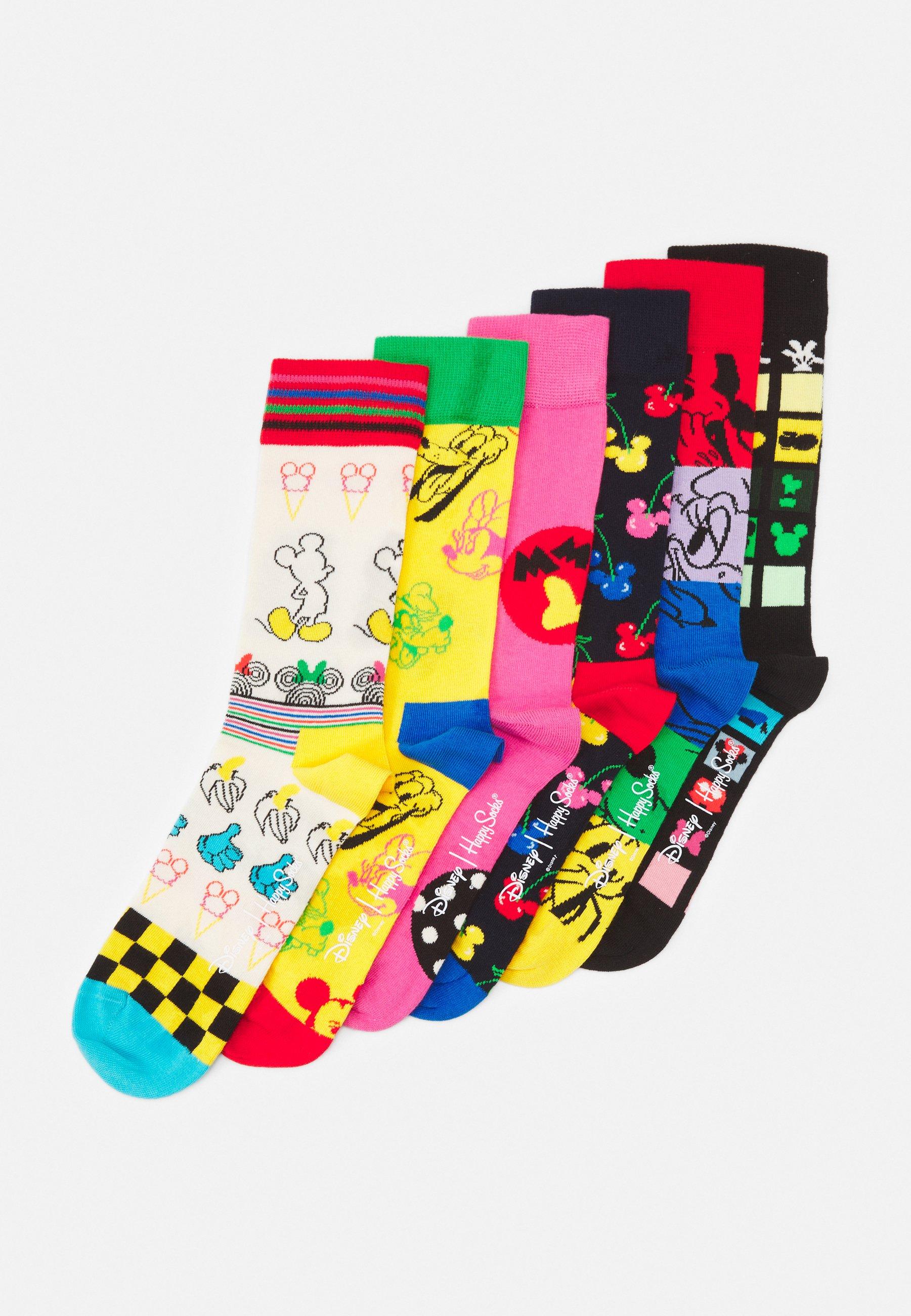 Men DISNEY 6 PACK UNISEX - Socks
