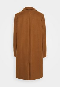s.Oliver - langarm - Classic coat - brown - 1