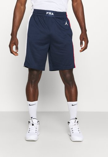 FRANCE SWINGMAN SHORT - Sports shorts - college navy/white