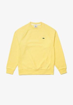 SH1668 - Sweatshirt - jaune